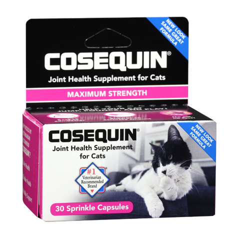 COSEQUIN® FOR CATS - SPRINKLE CAPSULES