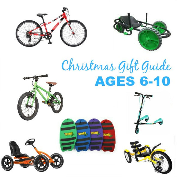 Christmas Gift Guide for Ages 6 to 10