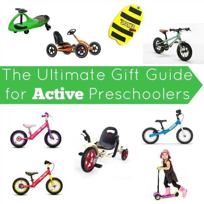 Gifts For Architects The Ultimate Guide: The Ultimate Gift Guide For Active Preschoolers