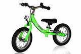 KinderBike Mini Trainer Balance Bike - Green - Tikes Bikes - 3