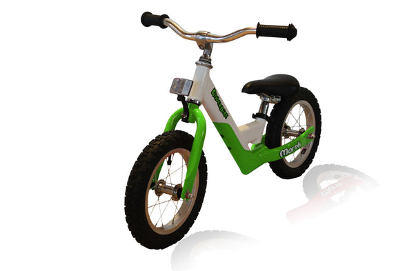 KinderBike Morph Hybrid Kid's Bicycle - Green - Tikes Bikes - 1