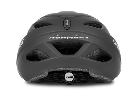 UVEX Urban Cycling Helmet Black