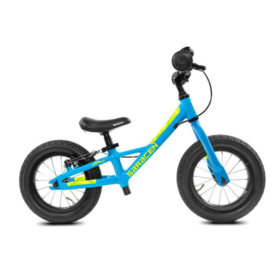 "Saracen US Edition 12"" Freewheel Balance Bike in Blue