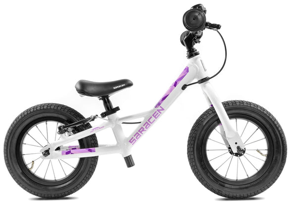 "2018 US Edition 12"" Freewheel Balance Bike in Pink