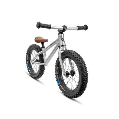 "Early Rider Trail Runner 14"" Balance Bike with Crown Gem XC Knobbies by Vee Tire Co"