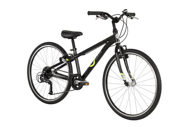 ByK E-540x9 Kid's Bicycle Black Midnight