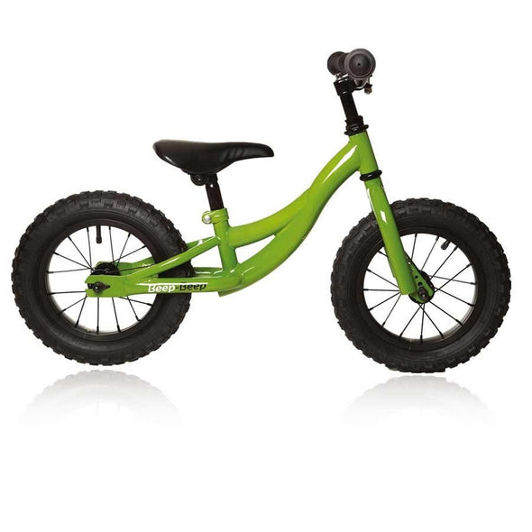 "The Beep-Beep 12"" Alloy Balance Bike by EVO"