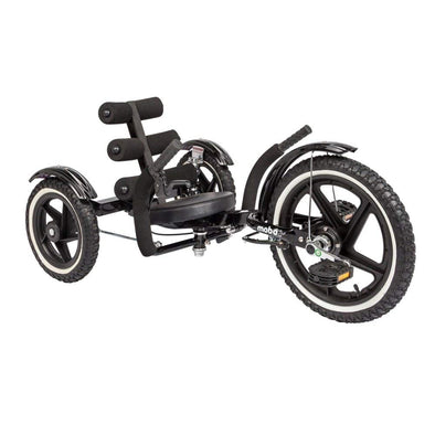 Mobo Mobito Sport Three Wheeled Cruiser  black