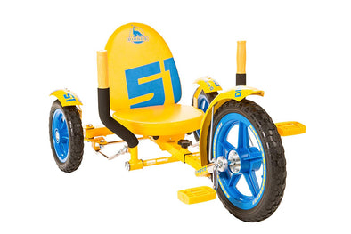 Mobo Mity Disney-Pixar Cars 3 – Cruz Ramirez Three Wheeled Cruiser Tricycle