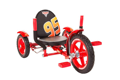 Mobo Mity Disney-Pixar Cars 3 - Lightning McQueen Cruiser Tricycle