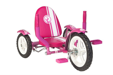 Mobo Mity Three Wheeled Cruiser Tricycle Pink