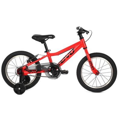 "Rock Ridge 16"" Pedal Bike by EVO"