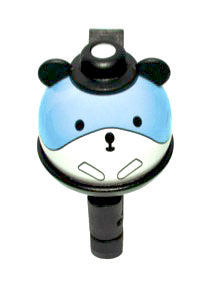Blue Mouse Bicycle Bell