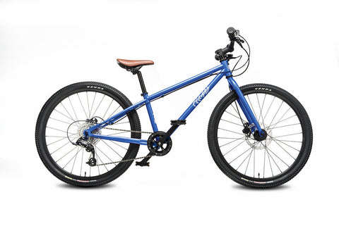 "Cleary Bikes Meerkat 24"" Kid's Bicycle - Deep Blue - Tikes Bikes - 2"