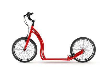 Yedoo Dragstr Scooter Red