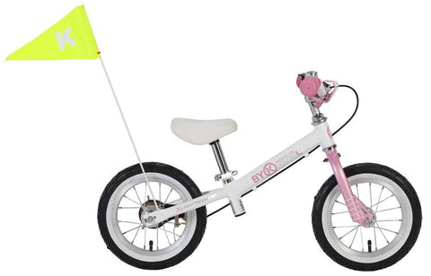 ByK E-200L Pretty Pink Balance Bike