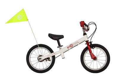 ByK E-250L Balance Bike- Bright Red- Tikes Bikes