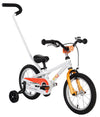 "ByK E-250 14"" Bright Orange Kids Bicycle"