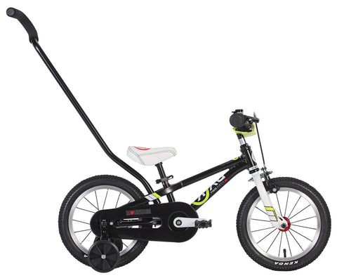 "ByK E-250 14"" Mountain Black Kids Bicycle"