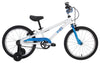 "ByK E-350 18"" Bright Blue Kid's Bicycle"