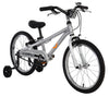 "ByK E-350 18"" Polished Alloy Kid's Bicycle"