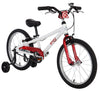 "ByK E-350 18"" Bright Red Kid's Bicycle"