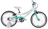 "ByK E-350 18"" Celeste Green Kid's Bicycle"