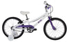 "ByK E-350 18"" Deep Violet Kid's Bicycle"
