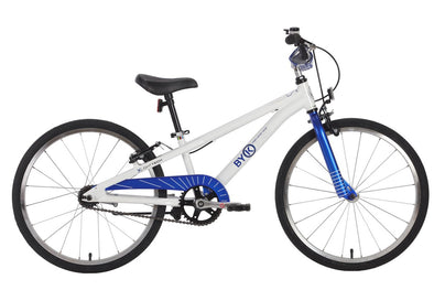 "ByK E-450 20"" Grunge Blue Kid's Bicycle"