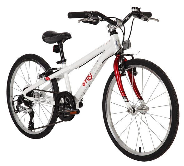 "ByK E-450x8 20"" Bright Red Kid's Bicycle"