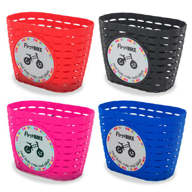 FirstBIKE Basket -  - Tikes Bikes - 1