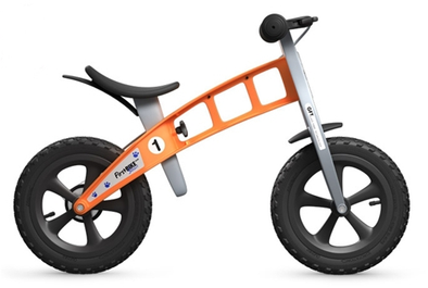 FirstBIKE Cross Bike - Orange - Tikes Bikes - 1