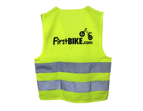 FirstBIKE Safety Reflective Vest -  - Tikes Bikes - 2