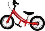 "Mini Glider 12"" Balance Bike - PRE-ORDER Red - Tikes Bikes - 2"