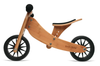 Kinderfeets Tiny Tot Bamboo 2-1 Tricycle/Balance Bike