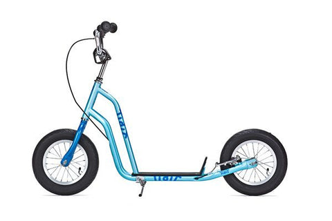 Yedoo Tidit Scooter - Blue - Tikes Bikes - 2