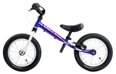 "TooToo 12"" Balance Bike in Violet (Age 2-4)"