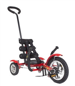 Mobo Mega Mini Cruiser - Red - Tikes Bikes - 1