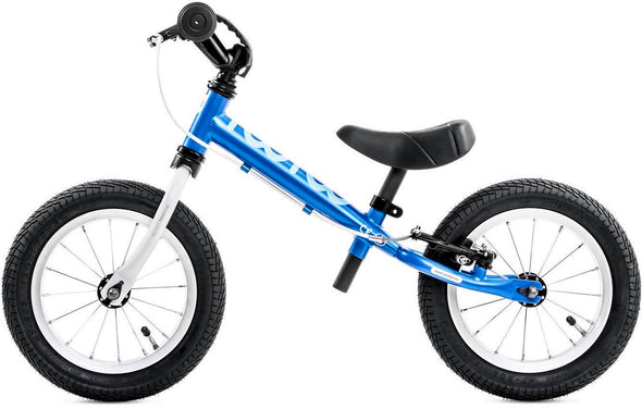 "Yedoo TooToo 12"" Balance Bike in Blue Tikes Bikes"
