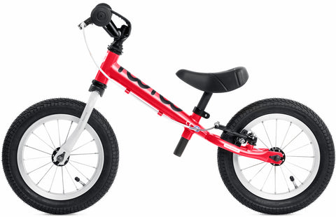 "TooToo 12"" Balance Bike in Stop Sign Red (Age 2-4)"