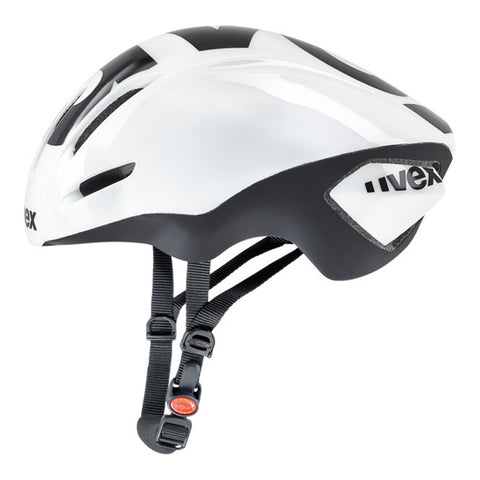 UVEX EdAero Racing Cycling Helmet Gloss White