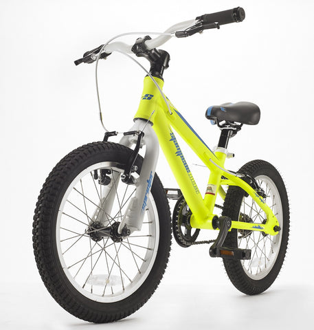 "2017 Stampede Sprinter 16"" Kid's Pedal Bicycle (TykesBykes)"