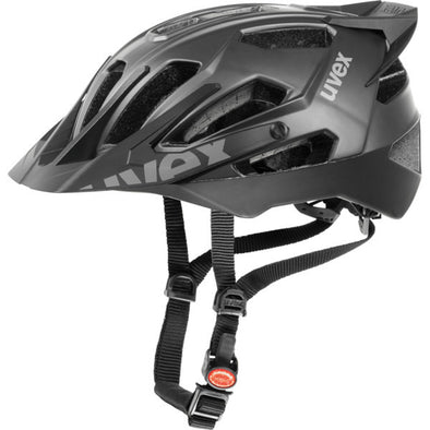 UVEX Quatro Pro Mountain Bike Cycling Helmet Matte Black