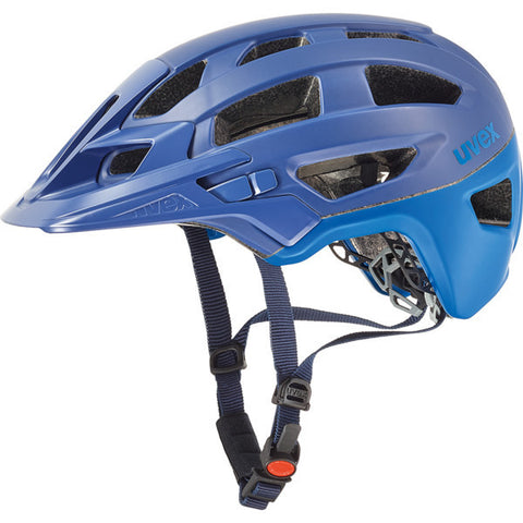 UVEX Finale Enduro Cycling Helmet Royal Blue/Cyan