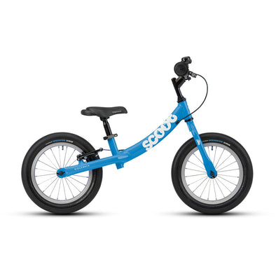 Scoot XL Balance Bike in Blue- Tikes Bikes