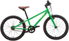"Cleary Bikes Owl 20"" Internally Geared 3-Speed Complete Kids Bike AstroTurf Green"
