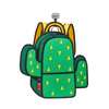 Cactus Green Backpack-JumpFrom Paper