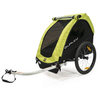Burley Minnow Single Seat Kids Bike Trailer
