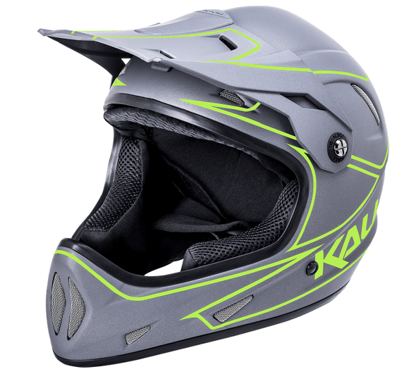 Kali Alpine Youth Full Face Helmet