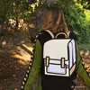 Brown Rice Spaceman Backpack Junior - Influencer Collection